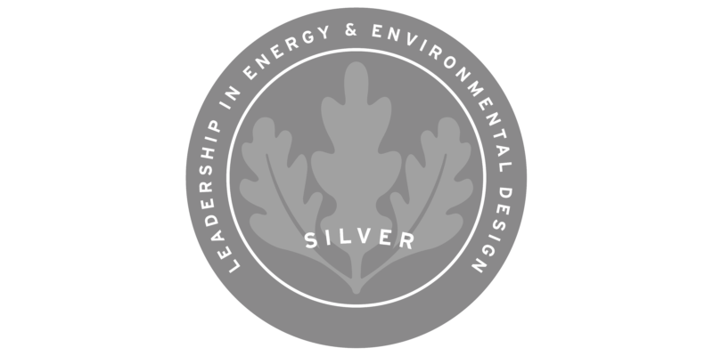 leed silver